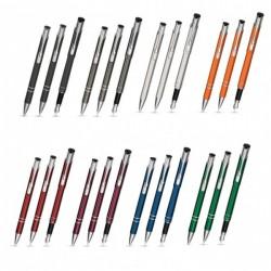 Zestaw Cosmo Długopis+pióro+ołówek