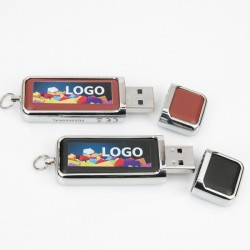 Pendrive Leather UV 8Gb 10szt