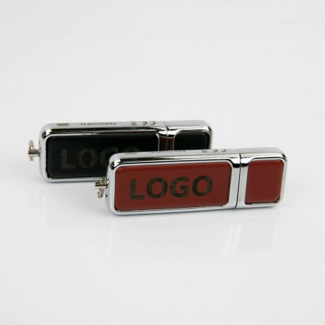Pendrive Leather 8Gb