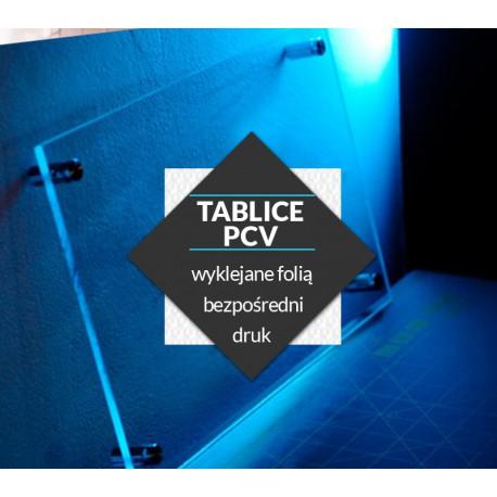Tabliczka Reklamowa PVC 3 mm