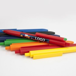 Długopis Comet Solid UV 100szt
