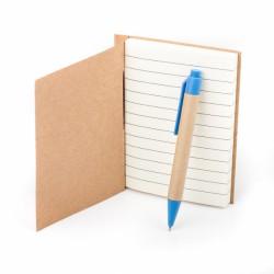 Notes Ekologiczny 1 z długopisem - 50szt