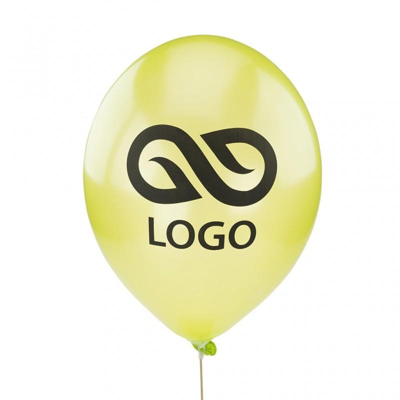 Metaliczne Balony reklamowe z nadrukiem - 30cm - 100szt