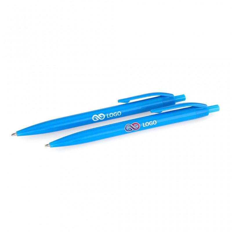 Długopis Netto Kolor 100szt