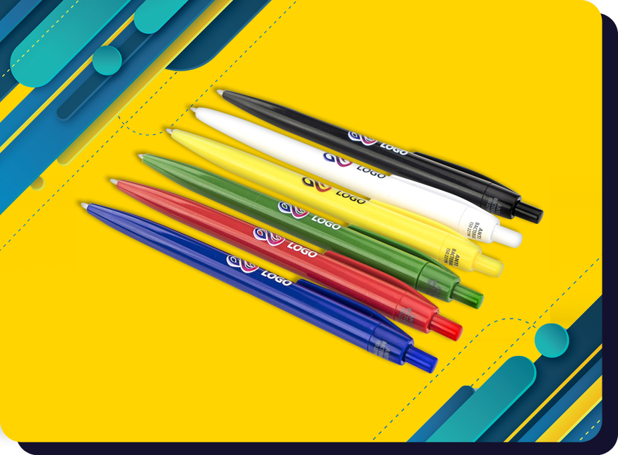 Długopisy Antybakteryjne